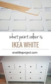 white ikea furniture. What Paint Colour Is Closest To IKEA Hemnes White? See Photos Of It Compared White Ikea Furniture