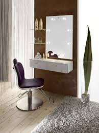 lighting for vanity makeup table. Makeup Table With Lights And Mirror Varnished Wooden Vanity Dressing Chairs For White Lighting