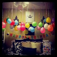 birthday surprise boyfriend birthday