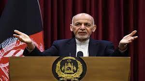 الرئيس الأفغاني يقدم استقالته