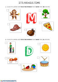 Does anyone have a link to where i can download the jolly phonics worksheets they use in schools{for free!!} or any. Phonics Group 2 M D Worksheet