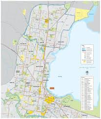 north  central geelong  lara active travel maps