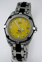 esq esquire 223 10914 pre owned mens watches