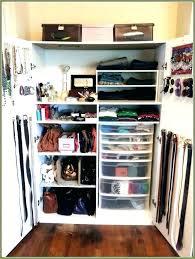 Bathroom Closet Organization Ideas Unique How To Organize A Small Closet Ideas Organization Ikea No And Tiny