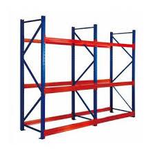 adjusting steel shelves unit