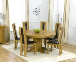 medium size of solid wood dining table with leaves banbury ext 4 chairs used oak and