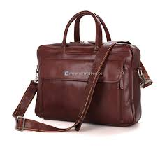 leather computer bag mens