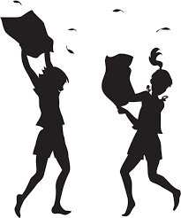 pillow fight clipart. pin fight clipart pillow #2 n