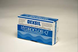 Hy Clor Test Chart Hydroclor Q4000 Dexsil
