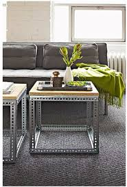 making industrial furniture. Lowe\u0027s Has The Lowdown On Making These Industrial Side Tables. Source: Furniture P