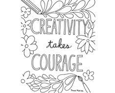 18 Best Growth Mindset Free Coloring Pages Images Coloring Pages