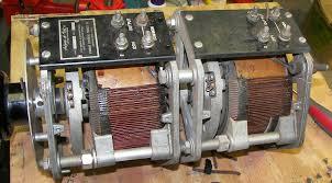 repair of a medium sized variable transformer variac