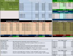 Monthly Home Budget Template 12 Household Budget Worksheet Templates Excel Easy Budgets