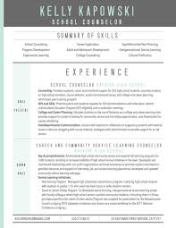 School Counselor Resume - Do 5 Things