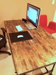 Counter Top Desks Building The Perfect Custom Desk