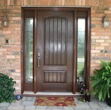 Decorating fiberglass entry doors : Front Doors : Entry Door With Sidelights Menards Front Door Ideas ...