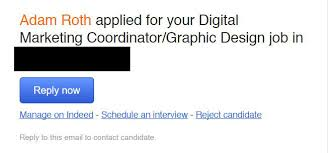 Digital Marketing Job Description Magnificent The Cover Letter That Landed Me A Digital Marketing And SEO Position