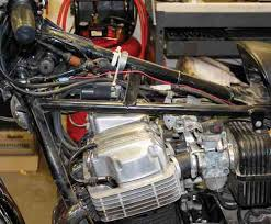 replace ignition coils on any seventies honda four mc how to CB750 Wiring for a Modern at Cb750 Wiring Harness Routing