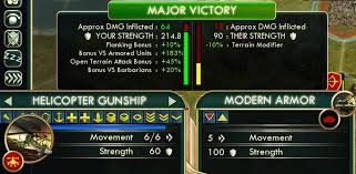 Civ 5 Military Guide All Units Stats Costs Updated For Bnw