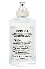 Maison <b>Martin Margiela</b> '<b>Replica</b> - <b>Lazy</b> Sunday Morning' Fragrance ...
