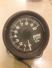sun super tach parts accessories vintage sun tachometer super tach black wrinkle rarer than a blue or green line