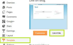pages menu template blogger drop down menu tutorial