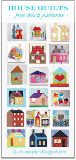 Best 25+ House quilts ideas on Pinterest | House quilt block ... & Quilt Inspiration: Free pattern day! House quilts Adamdwight.com