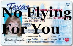 Vs License Matters Radio Texas Public Tsa Drivers