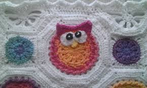 Owl Afghan Crochet Pattern Free Best Decorating