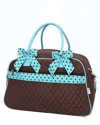 Cheap Quilted Weekender Bag, find Quilted Weekender Bag deals on ... & Get Quotations · Belvah Womens Quilted Solid Weekender Duffel Bag Adamdwight.com