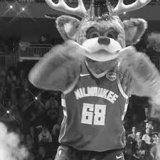 Happy 45th birthday to an all time great buck. Happy Birthday Nba Gif By Milwaukee Bucks