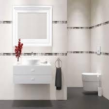 Schönheit Schöne Dekoration Bad Grau Weiss Das Elegant Und Auch
