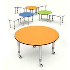 School tables educational furniture classroom tables