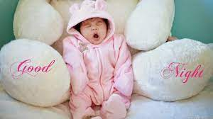 Good Night Baby Hd Wallpaper - Good ...