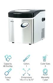 igloo ice maker troubleshooting magic chef ice maker manual lovely portable 2 of 3 mini