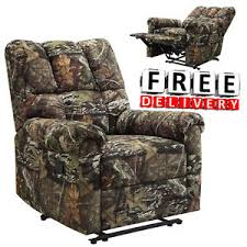 lazy boy recliner chairs. Recliner Camo Chair Kick Out Armrest Lounge Lazy Boy Sofa Camouflage Furniture Chairs E