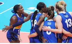 Quarti di finale Europei Volley femminile 2021: programma e orari tv