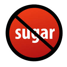 Image result for no to sugar