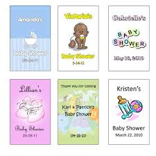 12 Personalized Baby Shower Labels 175Baby Shower Tags And Labels