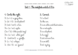 Correcting Grammar Worksheets Free Printable For Fifth Graders 5th ...