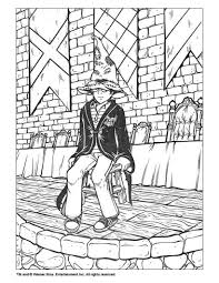 Lego Harry Potter Coloring Pages To Print Free Books And