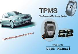 Tbcetims Tpms Tire Pressue Monitoring System User Manual