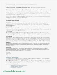 Free Sample Personal Reference Letter Template Examples Letter