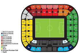 Allianz Field Seating Chart Allianz Stadium Guide Seating Plan Tickets Hotels And