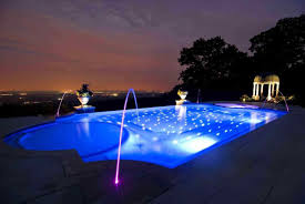 swimming pool lighting options. Pool Lighting Ideas. Ideas Design Stunning Swimming Fountain With Shiny Rhsipfonorg Landscape Pro Options G