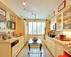track lighting ideas. Galley Kitchen Track Lighting Ideas Pictures Remodel And Decor Sloped Ceiling