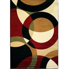 red circle rugs circle area rugs area rugs with red circles rug designs circle area rugs