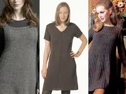 Knit Dress Pattern Classy Knit A Shift Dress Pattern 48 Ways Craftfoxes