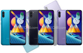 Samsung Galaxy M11 Official Render ...