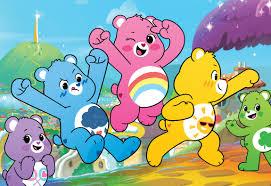 Care Bear Magic Night Light Bear Care Bears Looking To Unlock The Magic At Boomerang